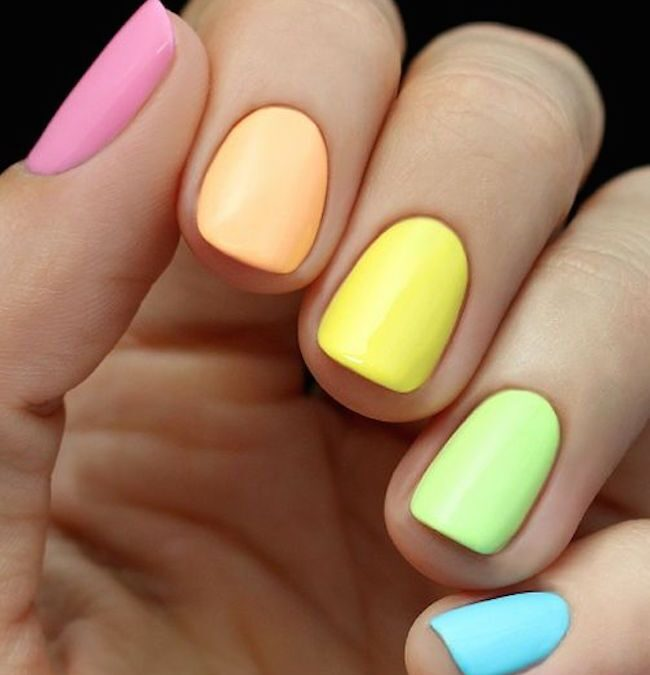 3 OPI Nail Colors That Scream Summer